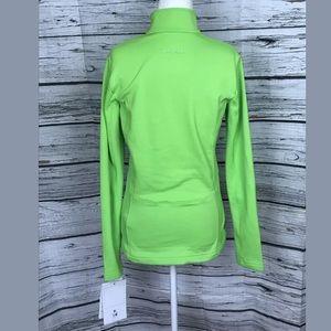 Spyder Tops - NWT Women's SPYDER Savona Green Flash Pullover Top